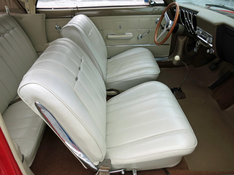 1966 Chevrolet Corvair