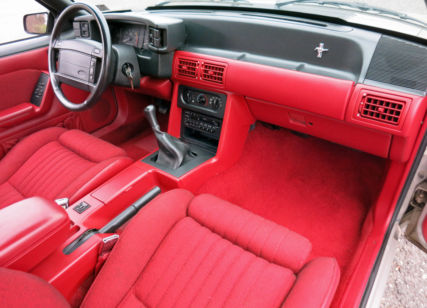1990 Ford Mustang Connors Motorcar Company