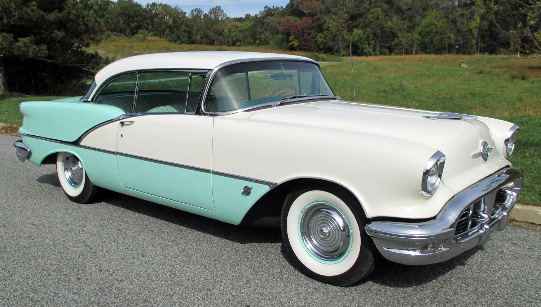 1956 Oldsmobile Super 88 Connors Motorcar Company