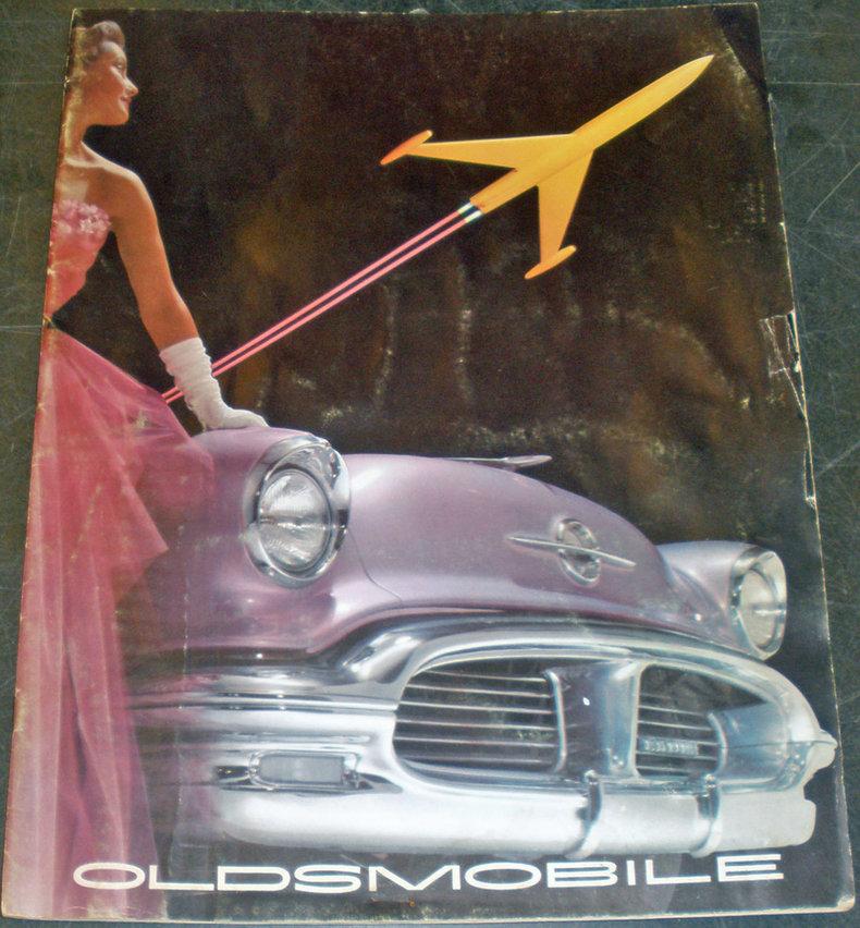 1956 1956 Oldsmobile Super 88 For Sale
