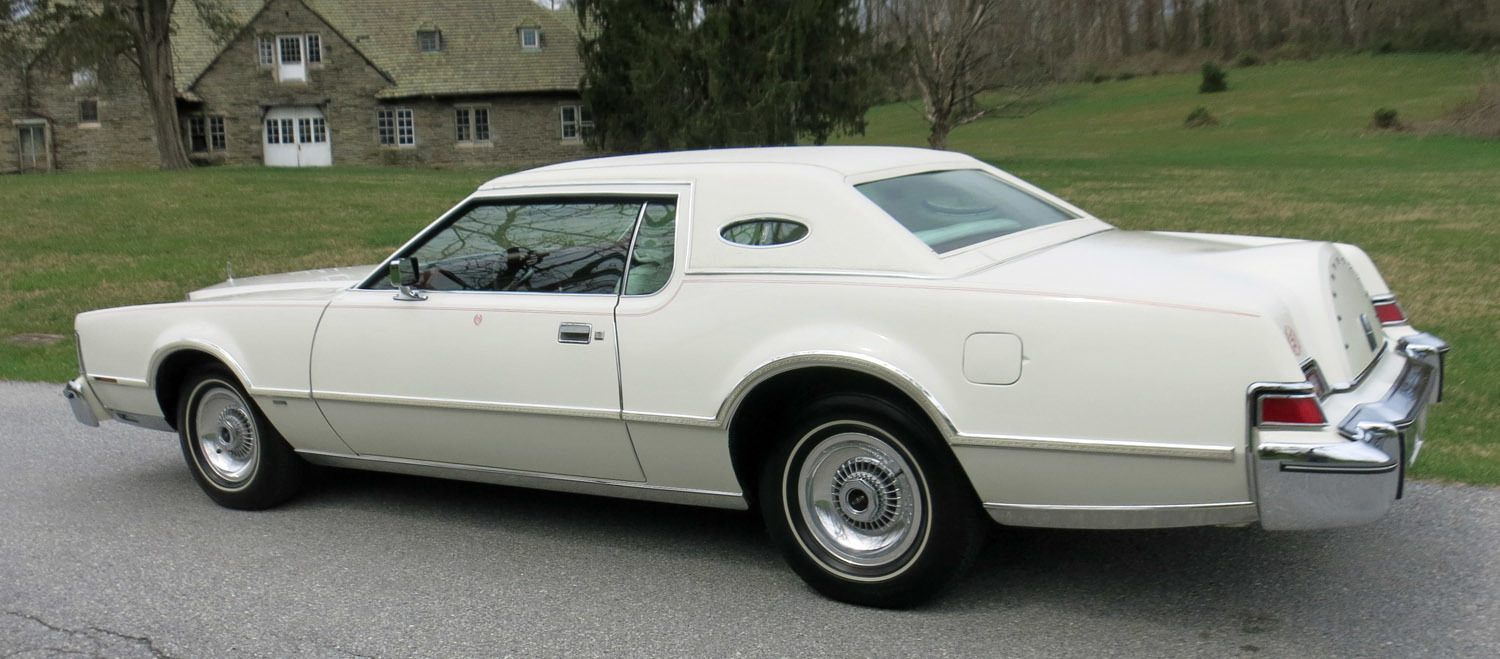 1976 Lincoln Continental Connors Motorcar Company