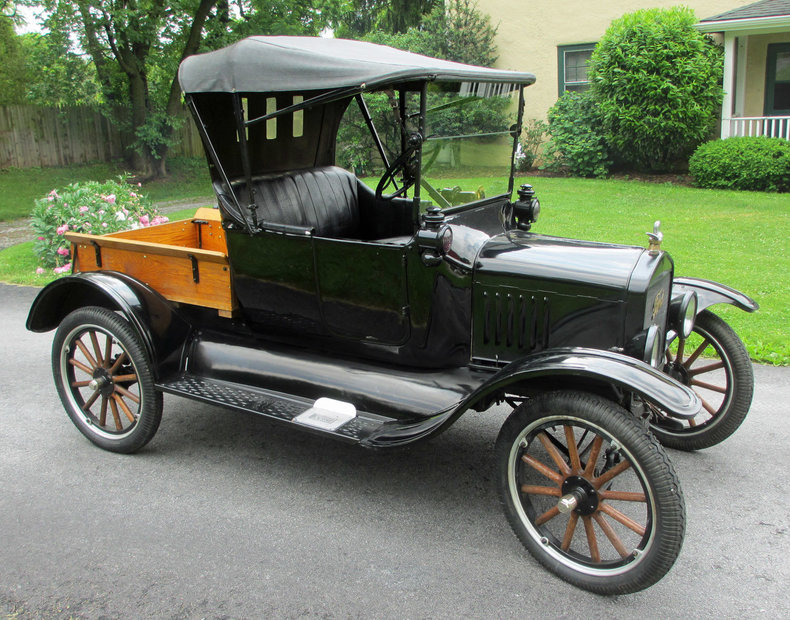 1922 Ford Model T | My Classic Garage