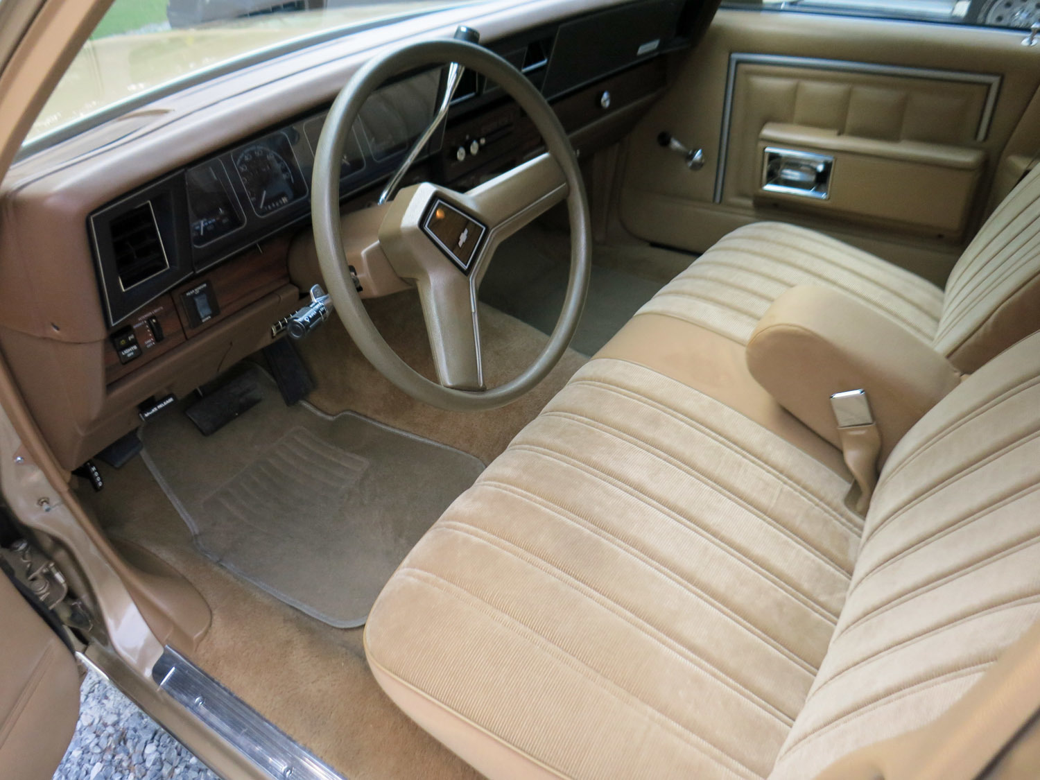 1987 Chevrolet Caprice Connors Motorcar Company