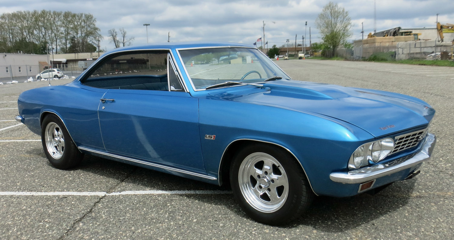1966 Chevrolet Corvair Connors Motorcar Company