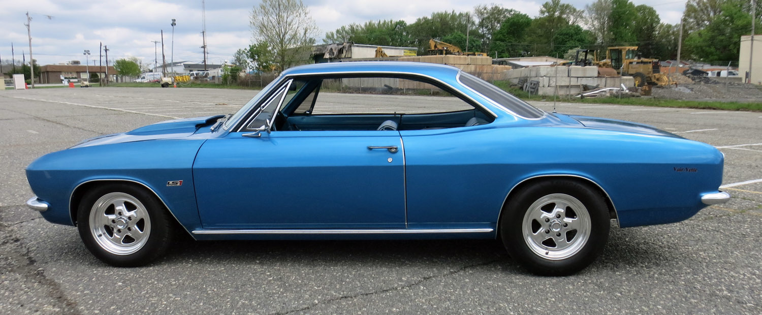1966 Chevrolet Corvair