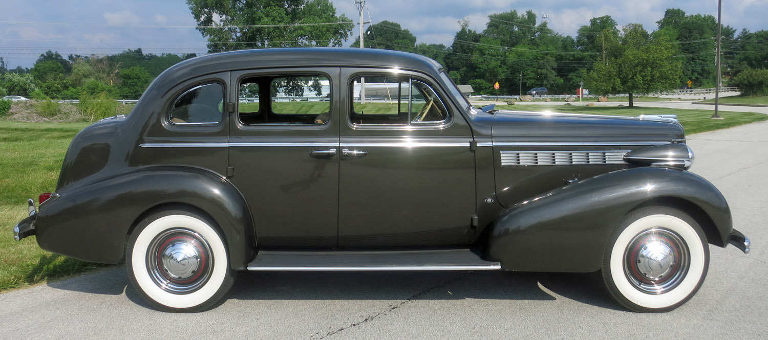 1938 Buick Special Connors Motorcar Company