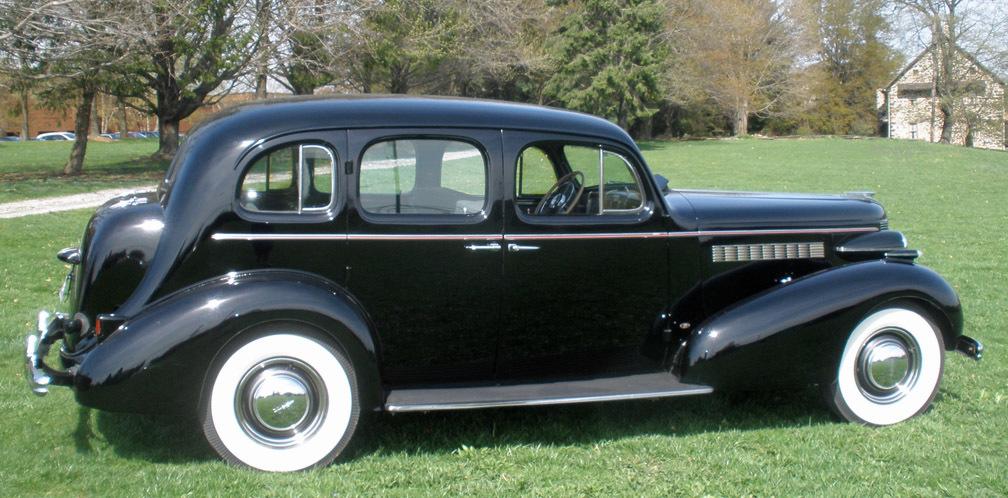 1937 Buick Roadmaster