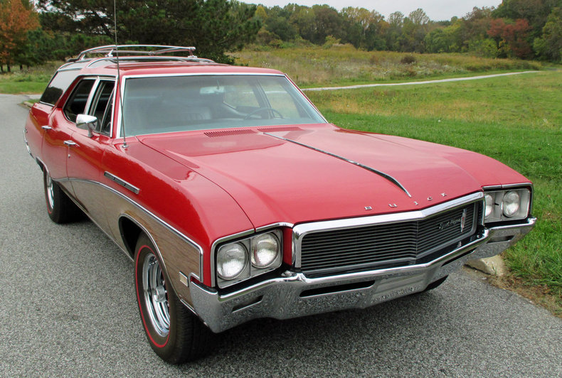 1968 1968 Buick Sport Wagon For Sale
