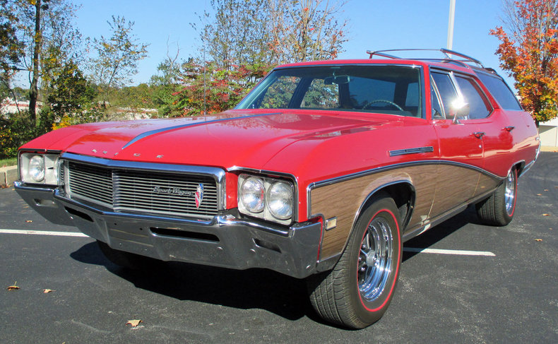 Find Used 1968 Buick Skylark Sport Wagon In United States