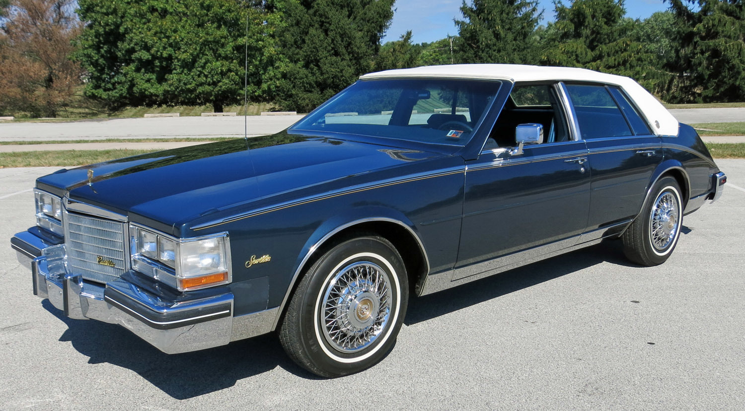 1985 cadillac seville connors motorcar company. Cars Review. Best American Auto & Cars Review