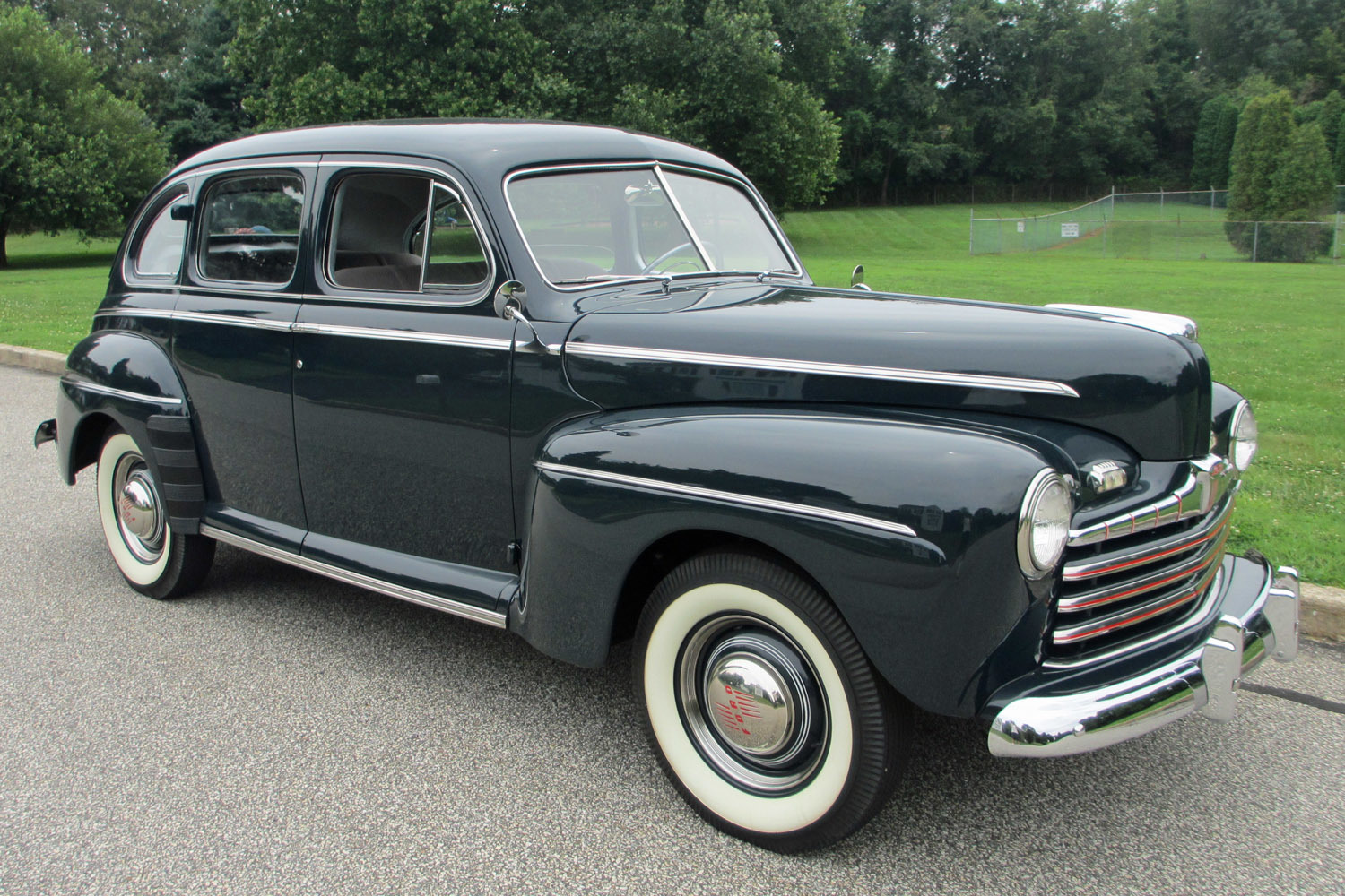 1946 Ford Super Deluxe Connors Motorcar Company