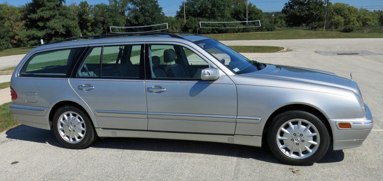 2000 Mercedes-Benz E320