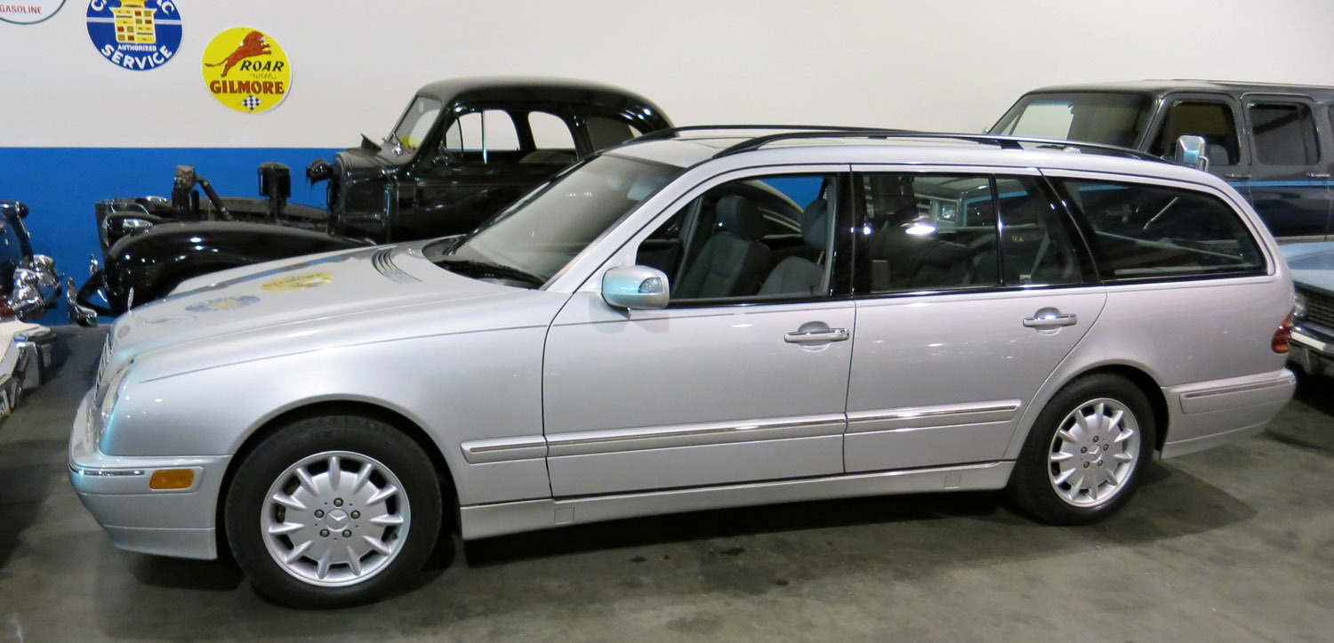 2000 mercedes benz e320 connors motorcar company for 2000 mercedes benz e320 wagon