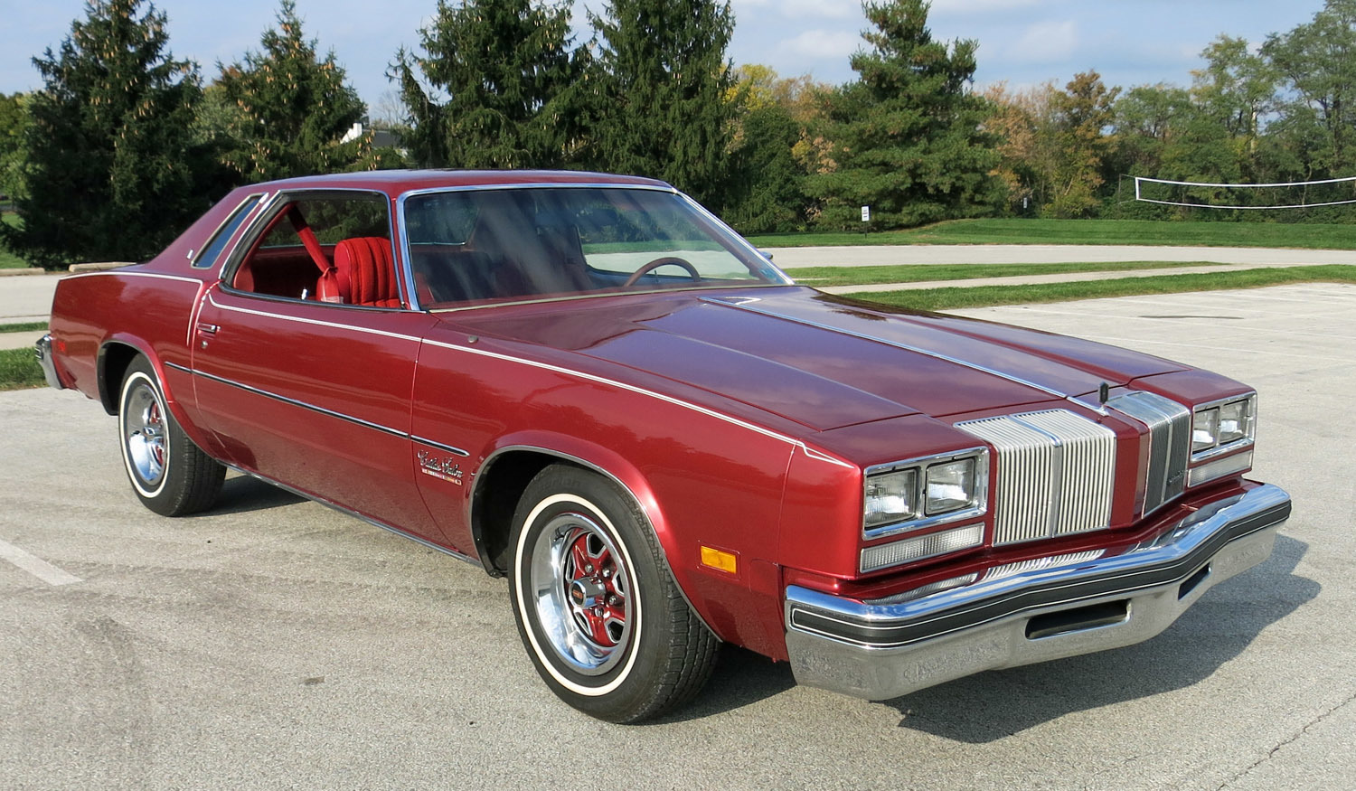 1977 oldsmobile cutlass connors motorcar company for 1977 olds cutlass salon