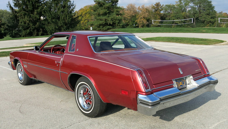 1977 oldsmobile cutlass my classic garage for 1977 cutlass salon for sale