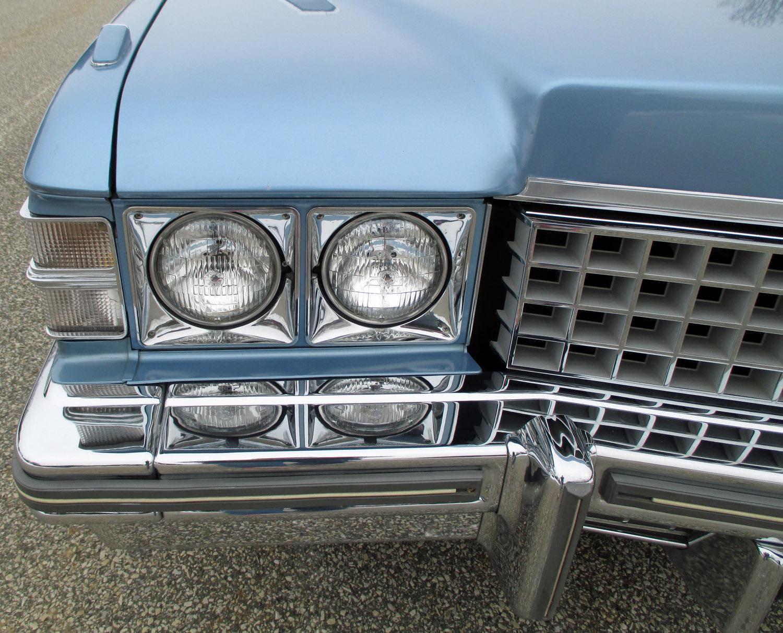 1974 Cadillac Sedan DeVille