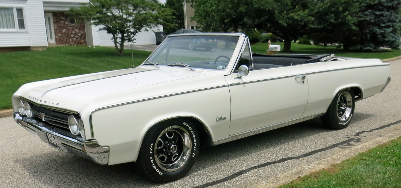 1964 Oldsmobile Cutlass