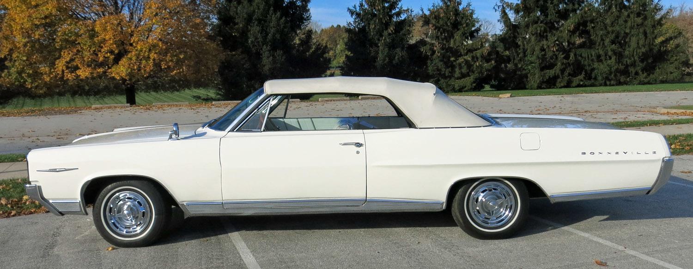 1964 Pontiac Bonneville