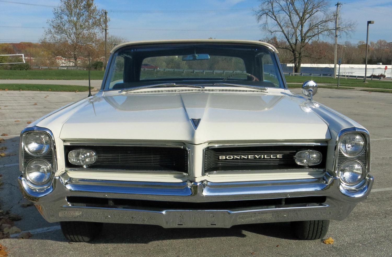 1964 Pontiac Bonneville Connors Motorcar Company