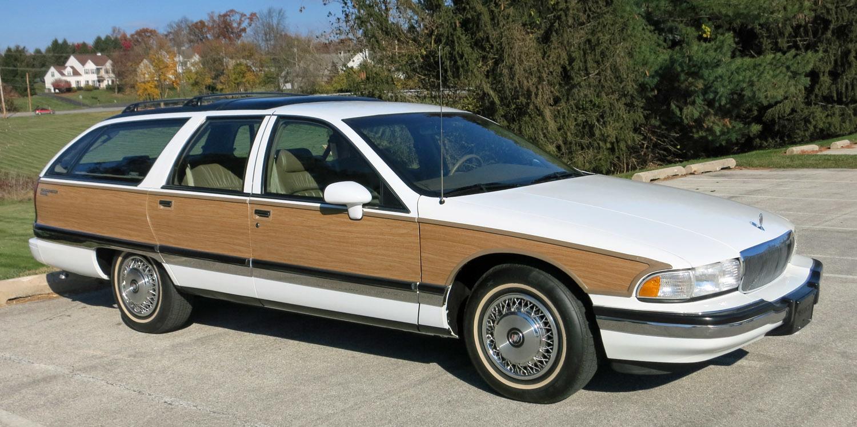 1994 Buick Roadmaster Connors Motorcar Company