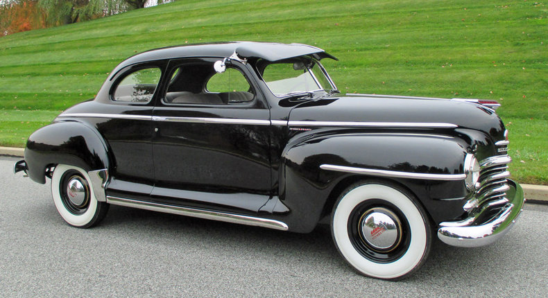 1947 Plymouth Special Deluxe Coupe on 2040cars