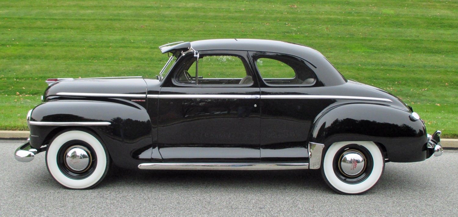 1947 Plymouth Deluxe