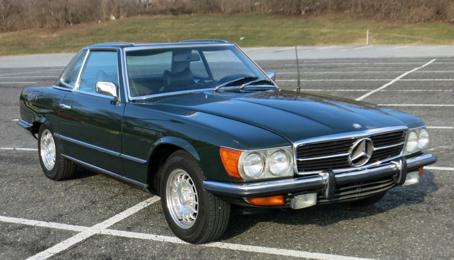 1972 mercedes benz 350 connors motorcar company for 1972 mercedes benz