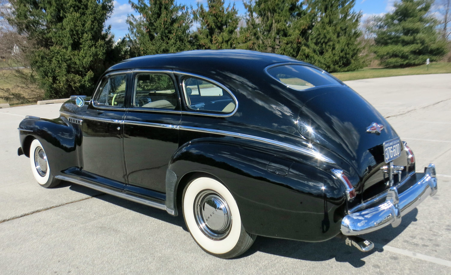 1941 Buick Century Connors Motorcar Company