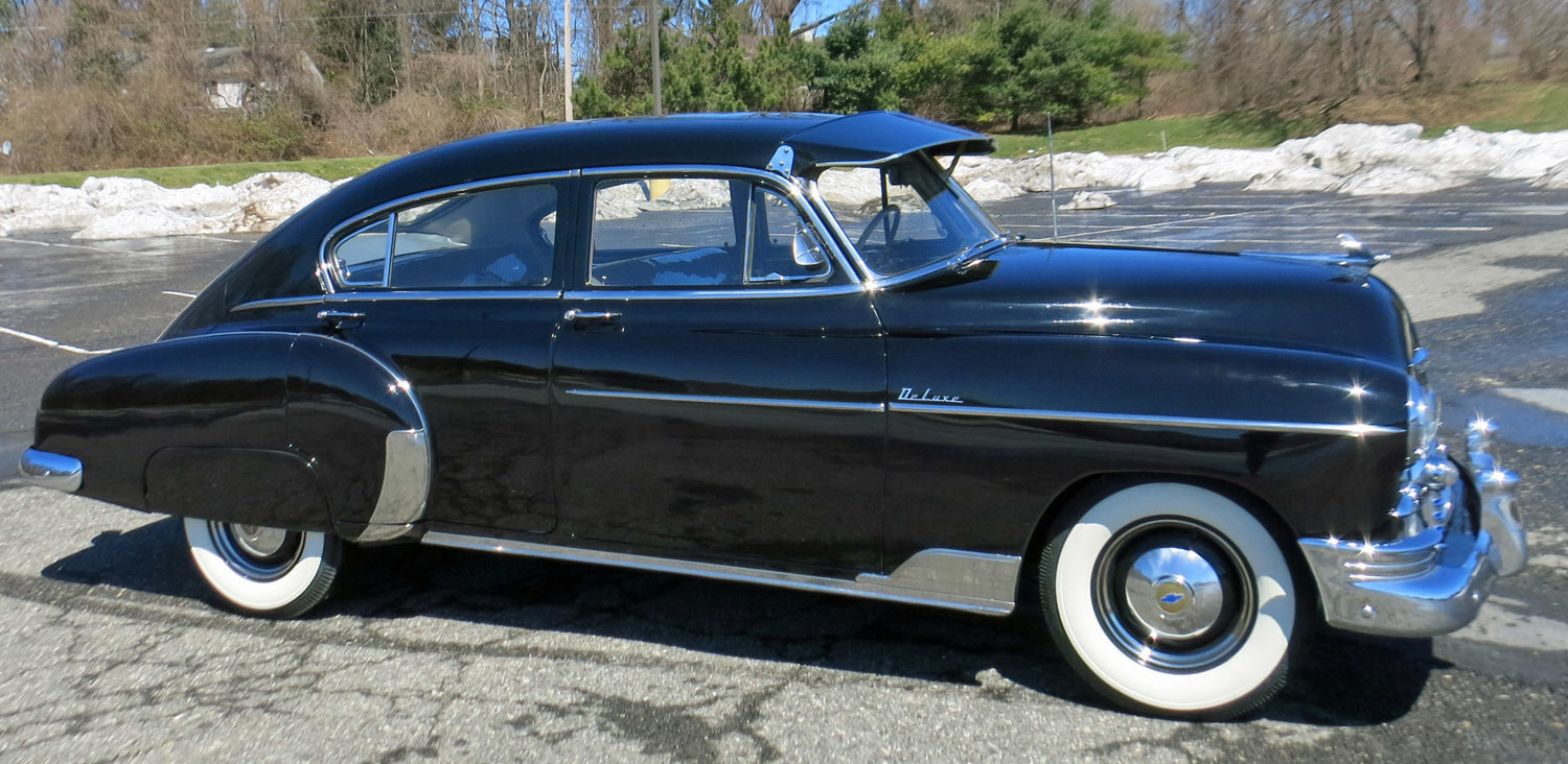 1950 Chevrolet Fleetline
