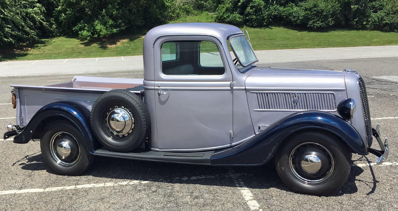 1937 Ford 1/2 Ton Pickup
