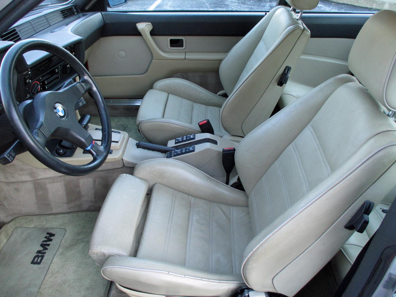 1985 BMW 635csi