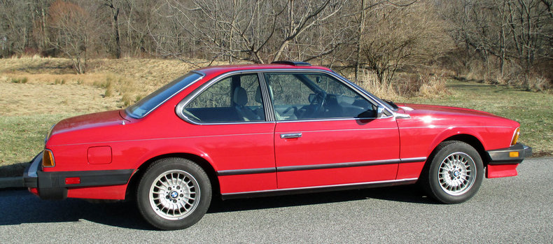 1985 1985 BMW 635csi For Sale