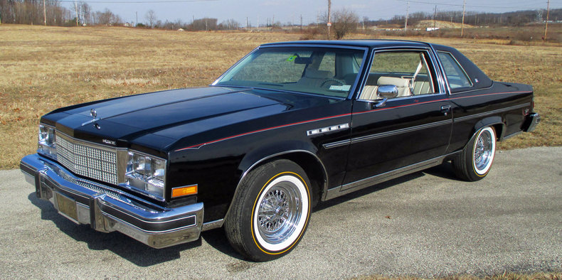 Sell New 1979 Buick Electra Limited Coupe 3 700 Original