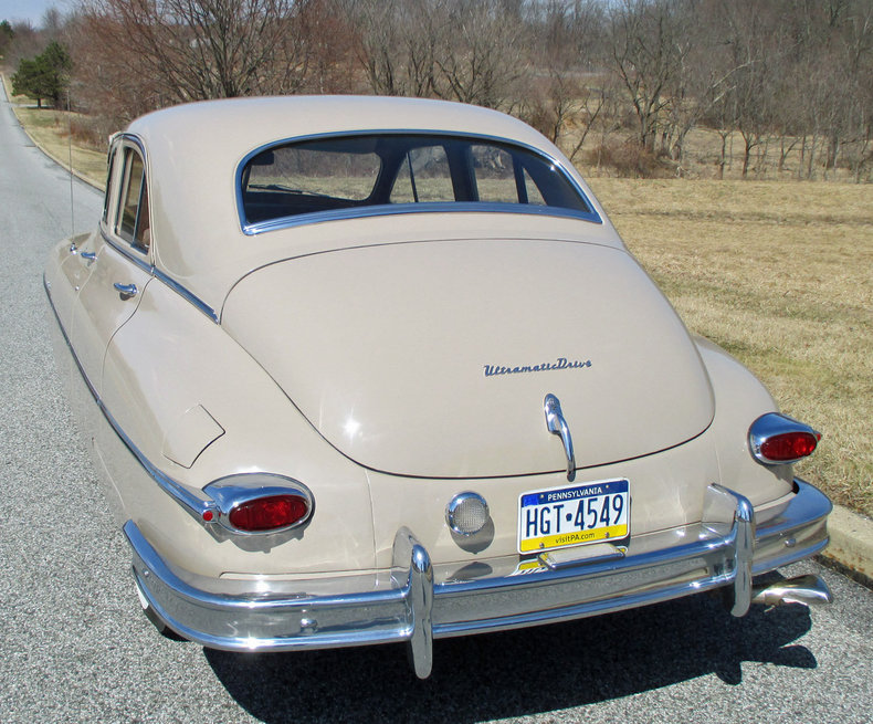 1950 1950 Packard Deluxe For Sale