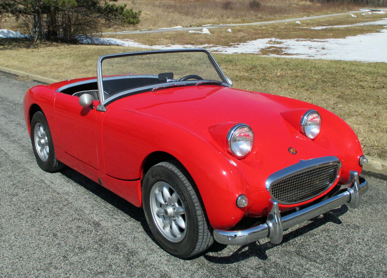 1961 Austin Healey Bugeye Connors Motorcar Company
