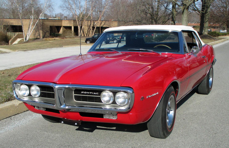 1967 Pontiac Firebird