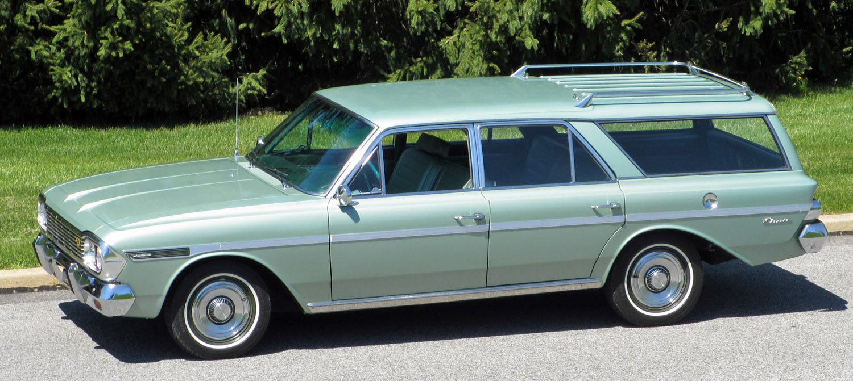 1964 Rambler Cross Country
