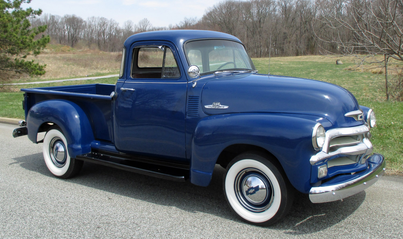 1955 chevy 3100 1st series chevrolet chevy trucks for - 1955 Chevrolet 1 2 Ton Pickup