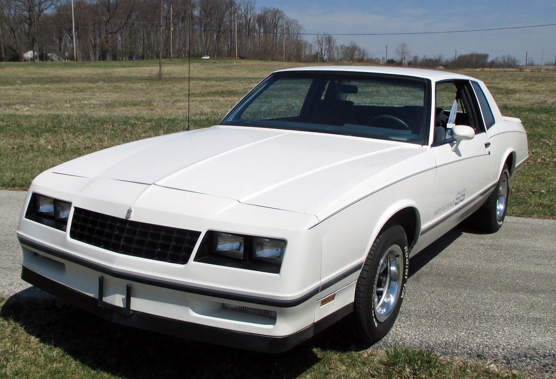 1984 Chevrolet Monte Carlo Connors Motorcar Company