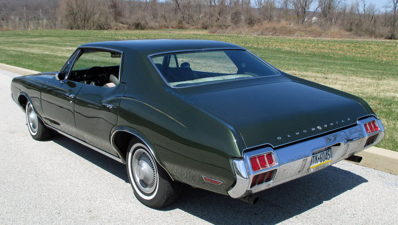 1972 1972 Oldsmobile Cutlass For Sale