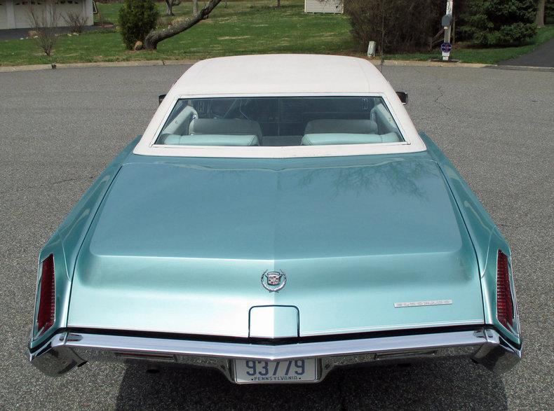 1968 1968 Cadillac Eldorado For Sale