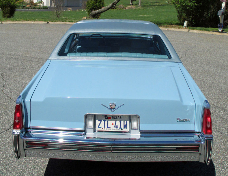 1977 1977 Cadillac Coupe DeVille For Sale