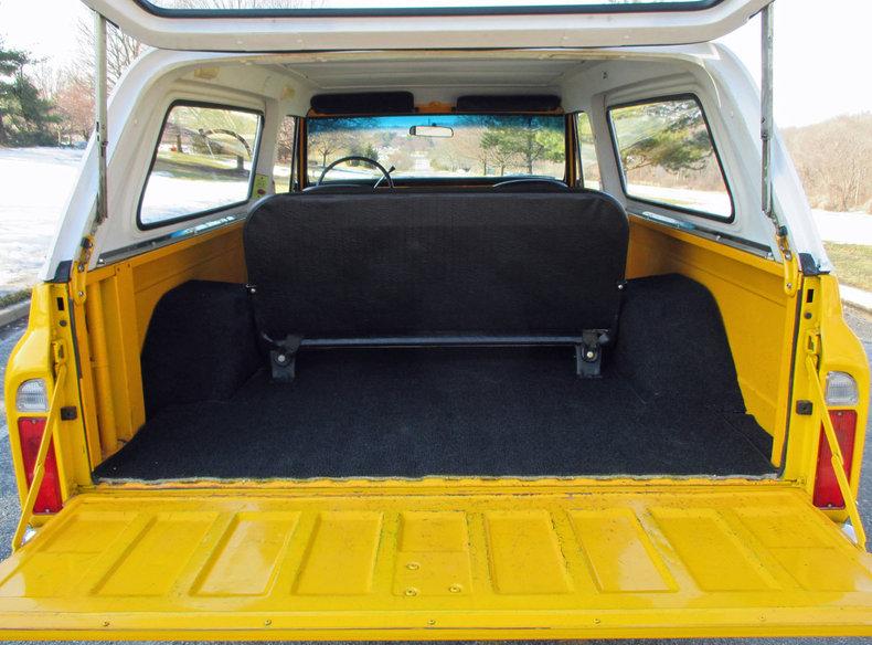 1972 1972 Chevrolet Blazer For Sale