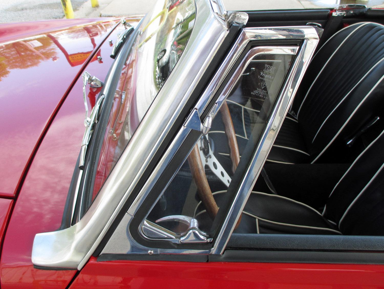 1966 Austin-Healey Sprite