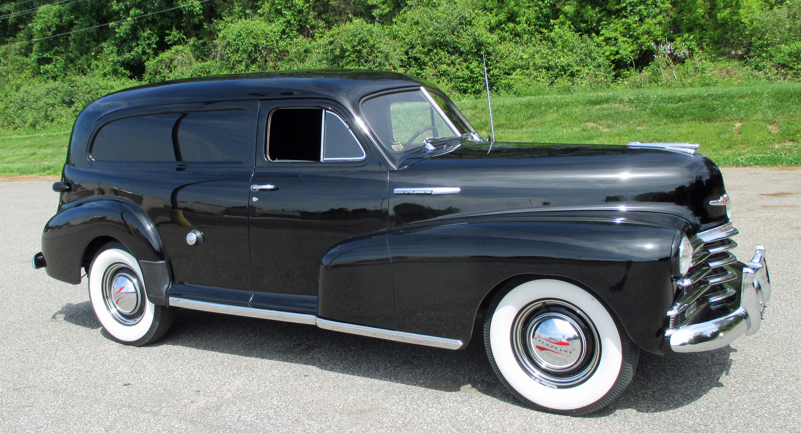 6.0 Chevy Specs >> 1947 Chevrolet Stylemaster | Connors Motorcar Company