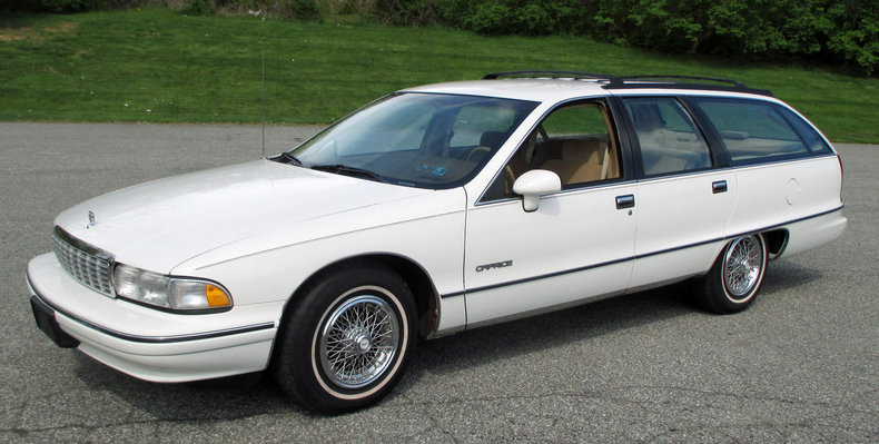 1991 1991 Chevrolet Caprice For Sale