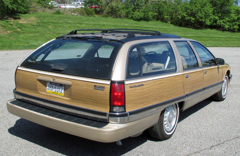 1996 1996 Buick Roadmaster For Sale