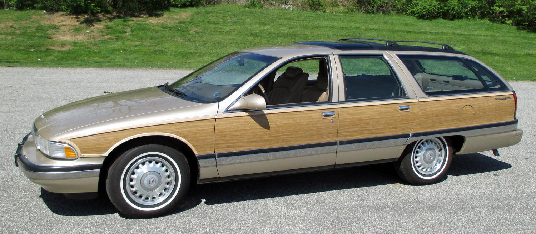 1996 Buick Roadmaster