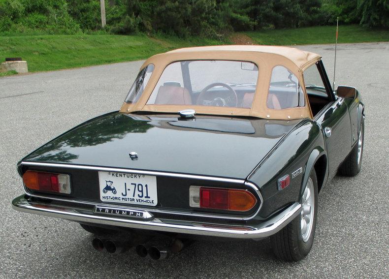 1971 1971 Triumph Spitfire For Sale