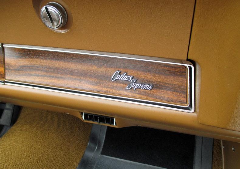 1972 1972 Oldsmobile Cutlass For Sale